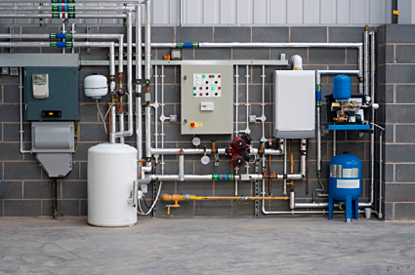 Commercial Plumbing & Heating Installations